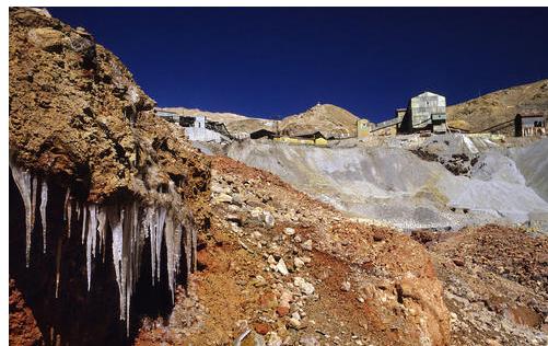 矿业开发的sci期刊-艾思学术论文投稿