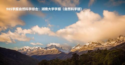 985学报自然科学综合:湖南大学学报(自然科学版).jpg